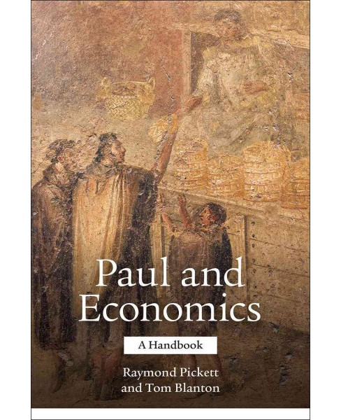 Paul and Economics : A Handbook (Paperback) - image 1 of 1