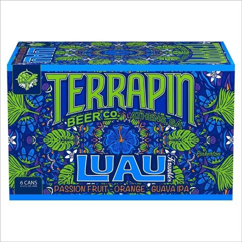 Terrapin Luau Krunkles IPA Beer - 6pk/12 fl oz Cans - image 1 of 4
