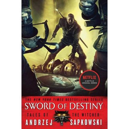 Sword of Destiny - (Witcher) by  Andrzej Sapkowski (Paperback) - image 1 of 1