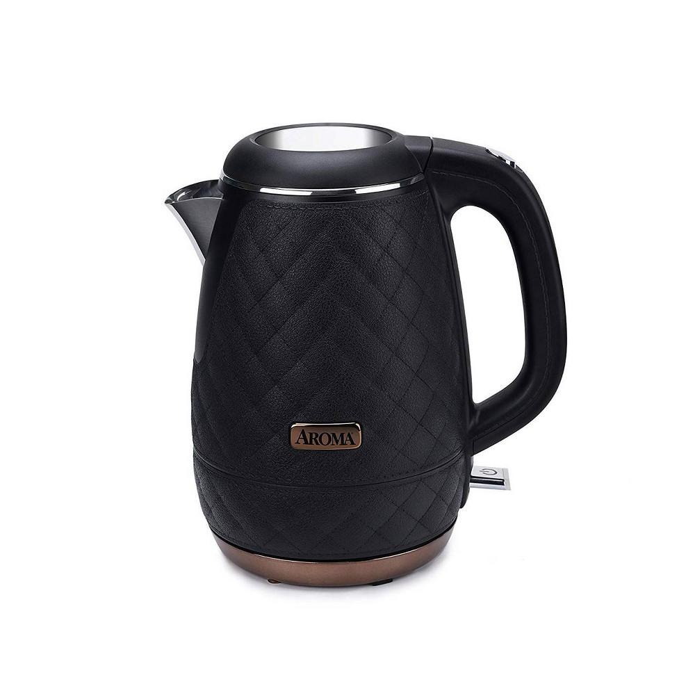 Image of Aroma 1.2L Designer Kettle - Black