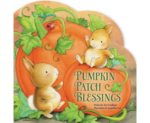 Pumpkin Patch Blessings (Hardcover) (Kim Washburn) - image 1 of 1