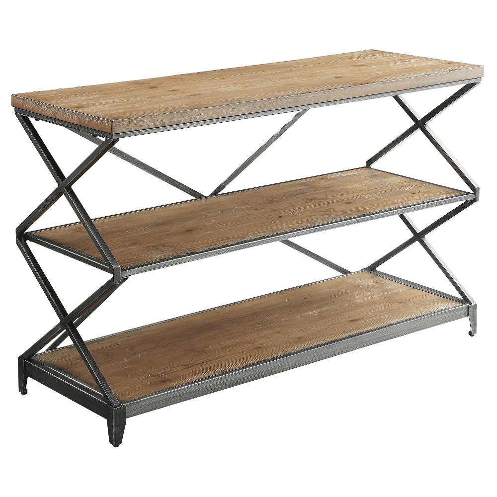 Console Table Oak - Acme, Console Tables
