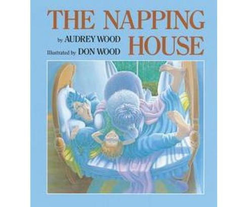 The Napping House (Board) by Audrey Wood - image 1 of 1