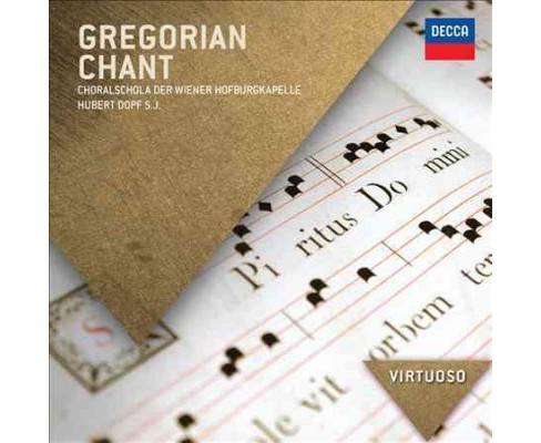 Hubert Dopf - Gregorian Chant (CD) - image 1 of 1