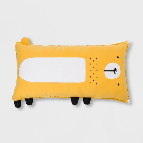 Bear Body Pillow Tan Pillowfort Target
