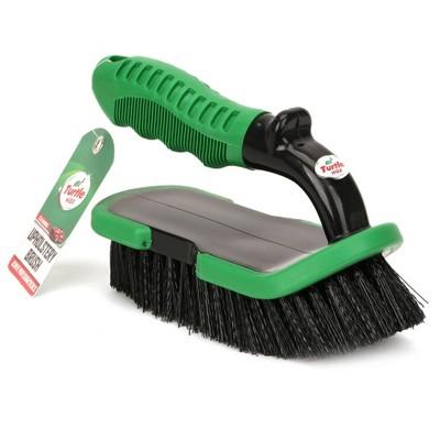 5 x8  Upholstery Brush Green - Turtle Wax