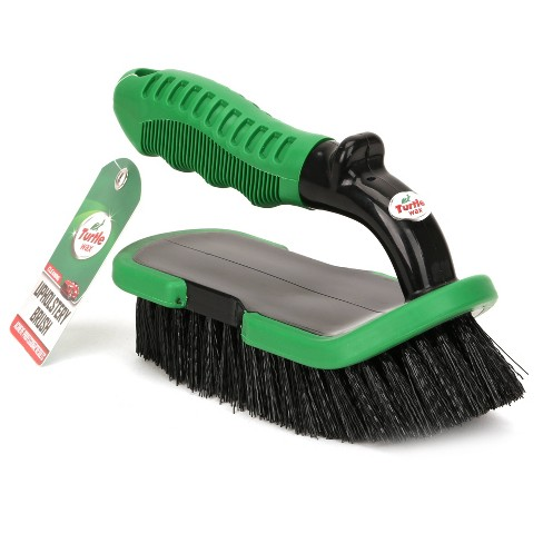 """5""""x8"""" Upholstery Brush Green - Turtle Wax - image 1 of 1"""