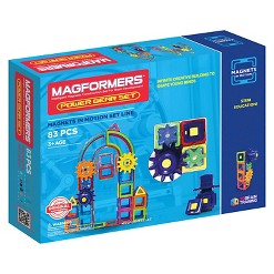 Magformers Magnets in Motion - 83Pc