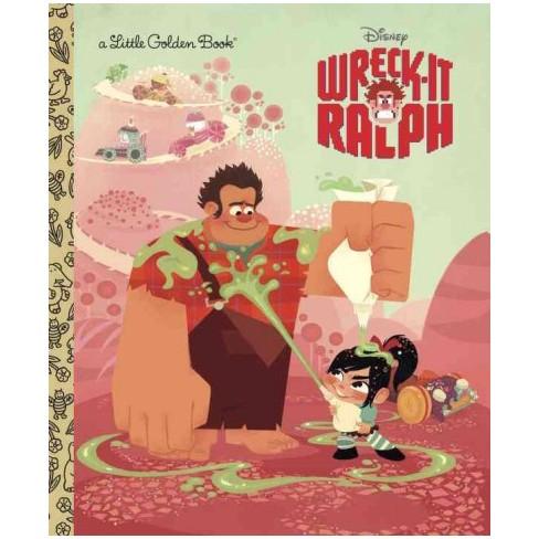 Wreck-It Ralph Little Golden Book (Disney Wreck-It Ralph) - (Hardcover) - image 1 of 1