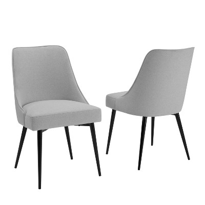 """18"""" Set of 2 Colfax Side Chairs - Steve Silver"""