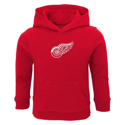 NHL Detroit Red Wings Toddler Boys' Shootout Poly Hoodie - image 1 of 1