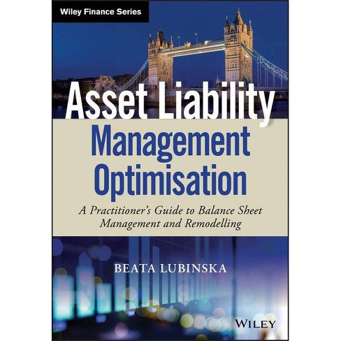Asset Liability Management Optimisation - (Wiley Finance) by  Beata Lubinska (Hardcover) - image 1 of 1