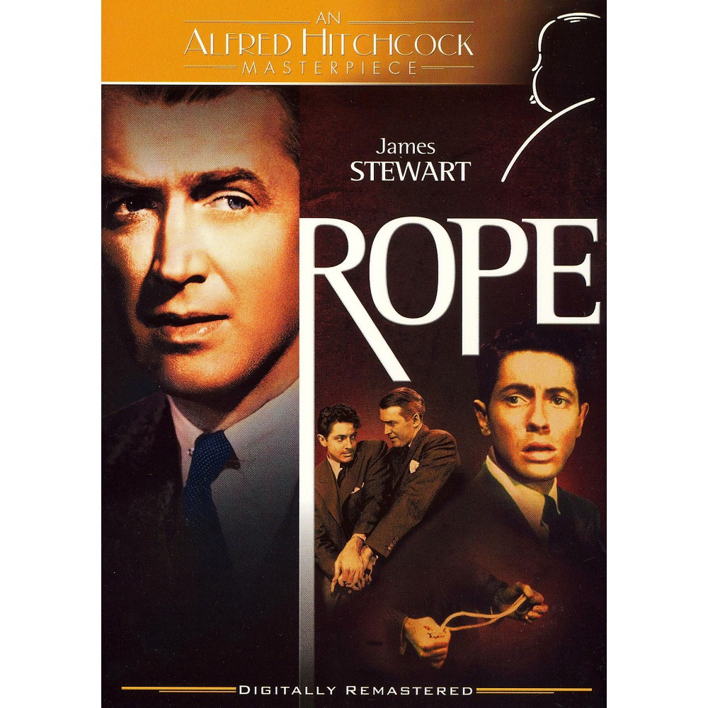 Rope (An Alfred Hitchcock Masterpiece) (dvd_video)