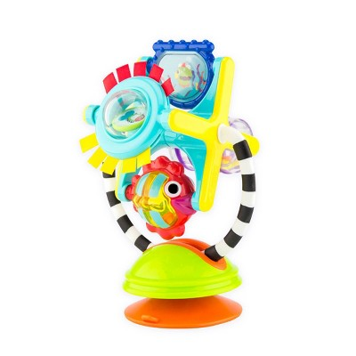 Sassy Baby Fishy Fascination Station High Chair Toy