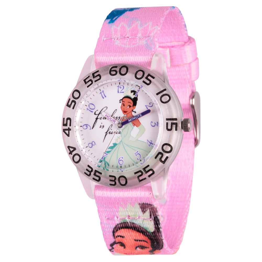 Kids' Disney Princess Tiana Watch - Purple, Girl's