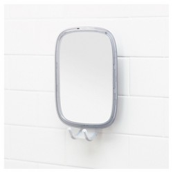 Suction Fogless Mirror White - OXO Softworks