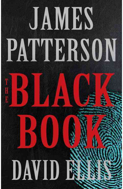 Black Book -  by James Patterson & David Ellis (Hardcover) - image 1 of 1