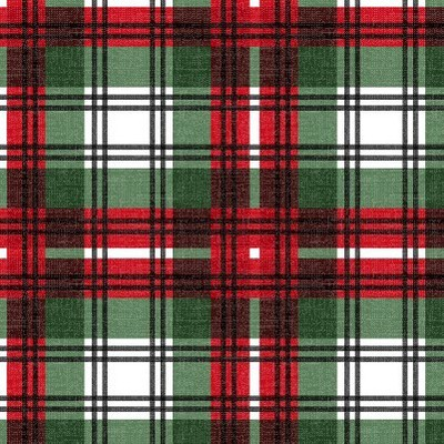Green/Red Plaid
