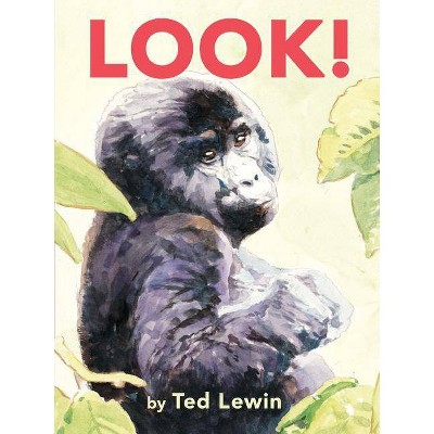 Look! - by Ted Lewin (Board_book)