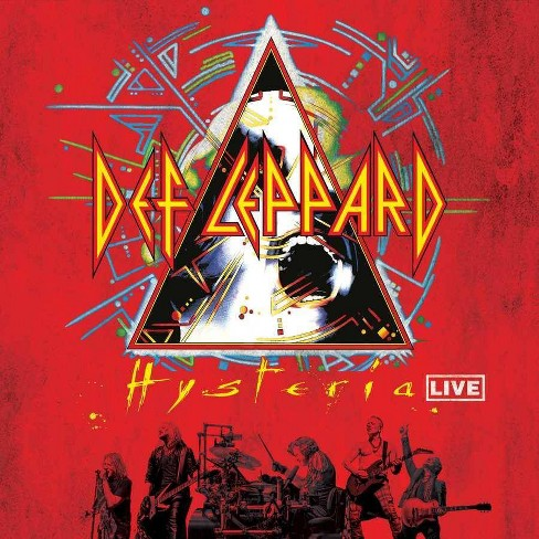 Def Leppard - Hysteria (2 LP Limited) (Vinyl) - image 1 of 1