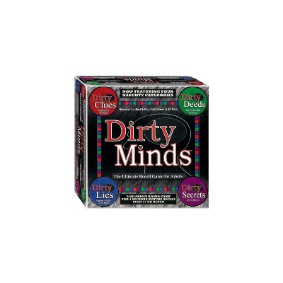TDC Games Dirty Minds Ultimate Edition Party Game
