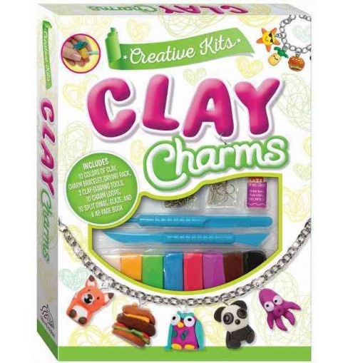 Clay Charms (Paperback) (Jaclyn Crupi) - image 1 of 1