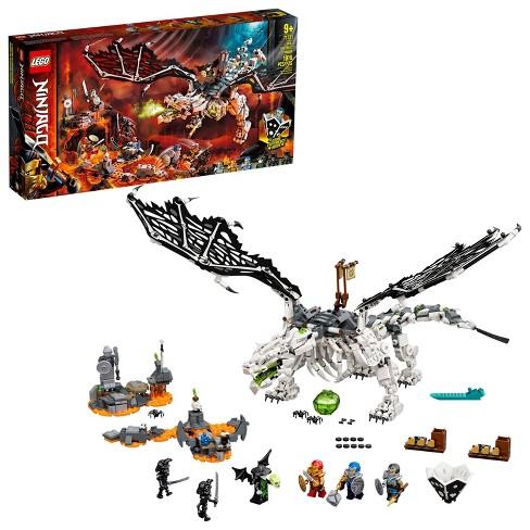 LEGO NINJAGO Skull Sorcerer's Dragon; NINJAGO Dragon Set Building Kit 71721 - image 1 of 4