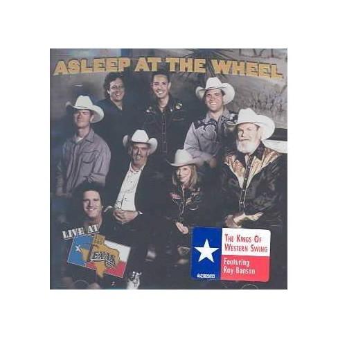 Asleep at the Wheel - Live At Billy Bob's Texas (CD) - image 1 of 1