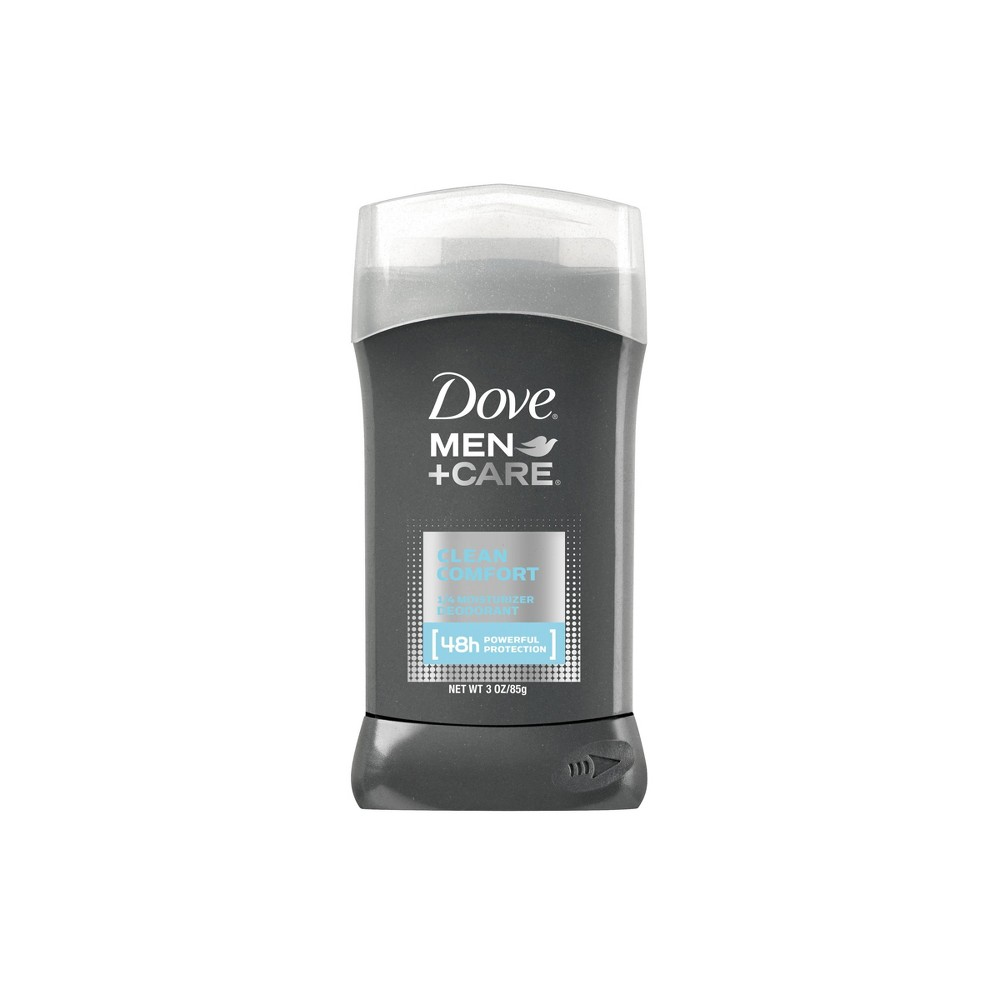 Image of Dove Men+Care Clean Comfort 48-Hour Deodorant Stick - 3oz