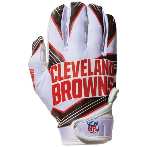 ce338a7a NFL Cleveland Browns Kids' Receiver Gloves - M. Shop all NFL