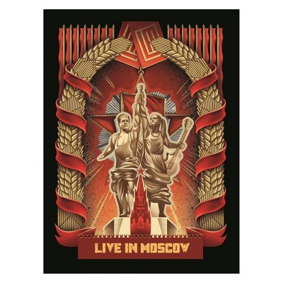 Lindemann - Live In Moscow (CD/Blu-ray Special Edition) (EXPLICIT LYRICS)