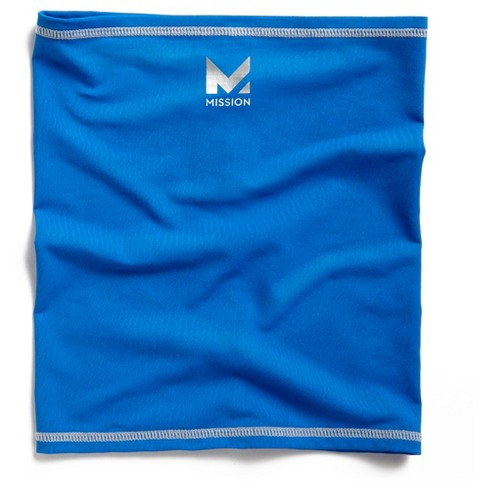 f14bd5477c6 Mission HydroActive Fitness Multi Cool Neck Gaiter Headband - Blue ...
