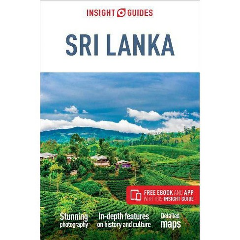 Insight Guides Sri Lanka (Travel Guide with Free Ebook) -  9(Paperback) - image 1 of 1