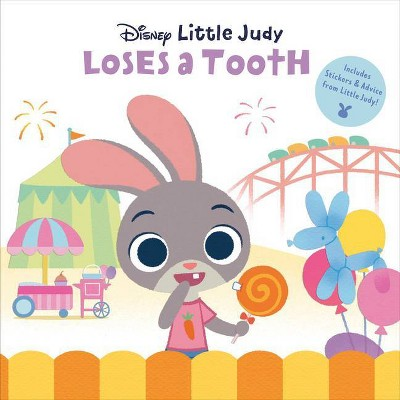 Little Judy Loses a Tooth (Disney Zootopia) - (Pictureback(r)) (Paperback)