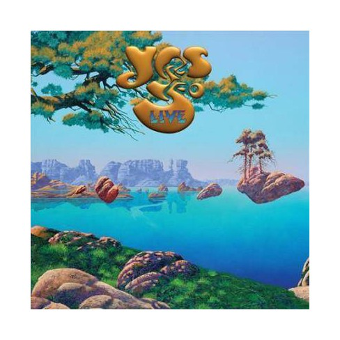 Yes - Yes 50 Live (Vinyl) - image 1 of 1