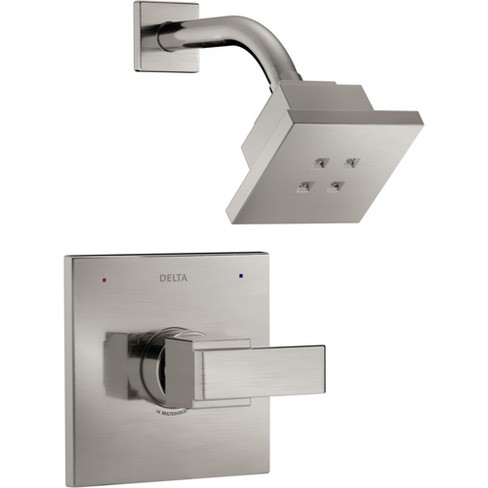 Delta Faucet T14267-H2O Ara Monitor 14 Series Single Function Pressure Balanced Shower Trim Package - image 1 of 1