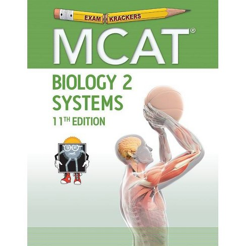 Examkrackers MCAT 11th Edition Biology 2 - by  Jonathan Orsay (Paperback) - image 1 of 1