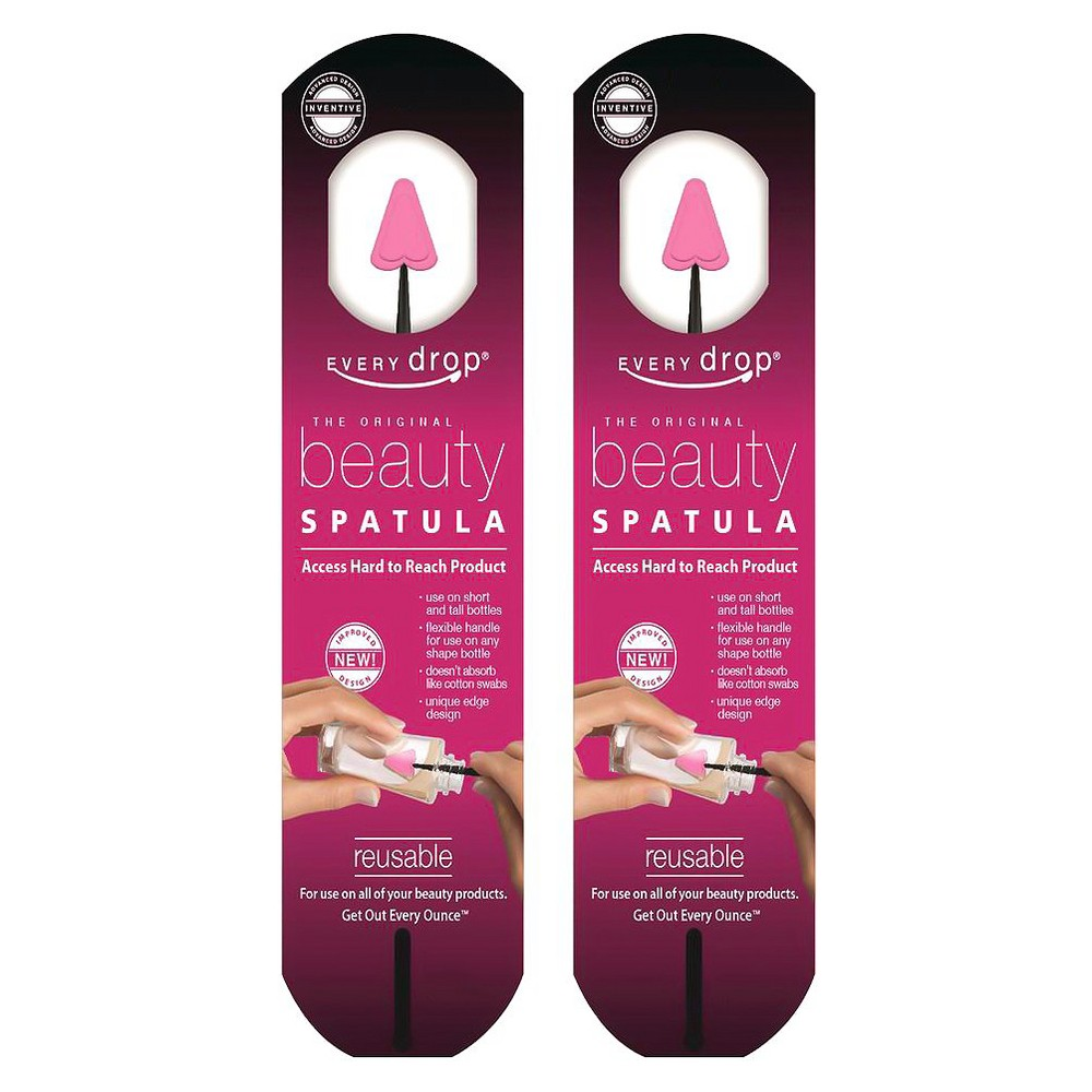 Image of Every Drop Beauty Spatula - 2 ct
