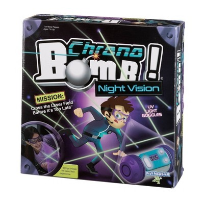 Chrono Bomb! Night Vision Game