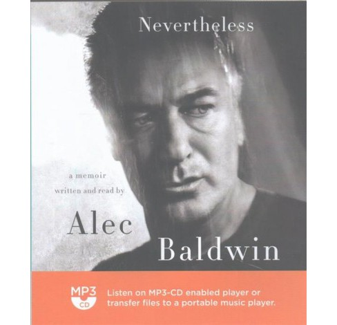 Nevertheless (MP3-CD) (Alec Baldwin) - image 1 of 1