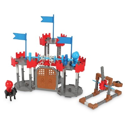 Learning Resources Engineering and Design Castle Building Set