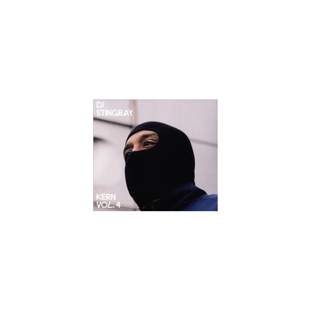 Dj Stingray - Kern Vol 4 (Vinyl)