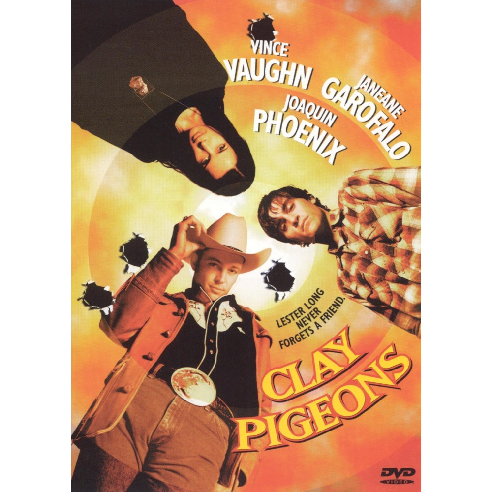 Clay Pigeons (Dvd), Movies