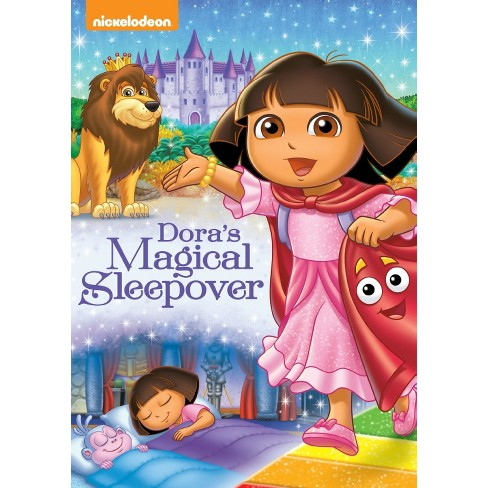 Dora the Explorer: Dora's Magical Sleepover (DVD) - image 1 of 1