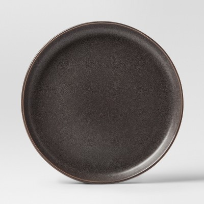 10.5  Tilley Stoneware Dinner Plate Brown/Gray - Project 62™