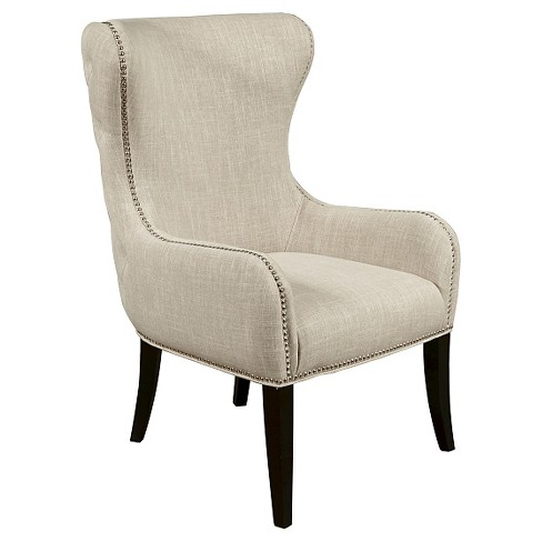 Seraphine Mink Accent Chair - Right 2 Home - image 1 of 3