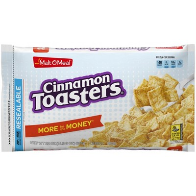 Breakfast Cereal: Cinnamon Toasters