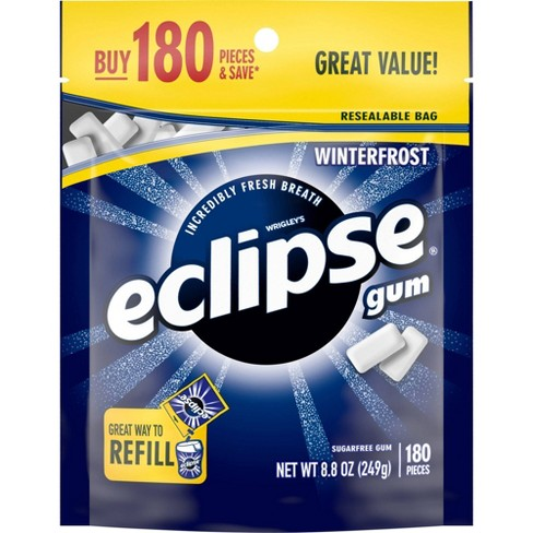 Eclipse Winterfrost Sugar-Free Gum - 180ct - image 1 of 4
