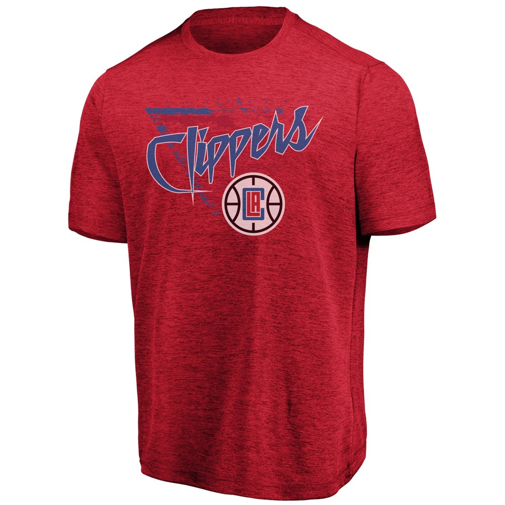 Los Angeles Clippers Men's Hype It Up T-Shirt S, Multicolored