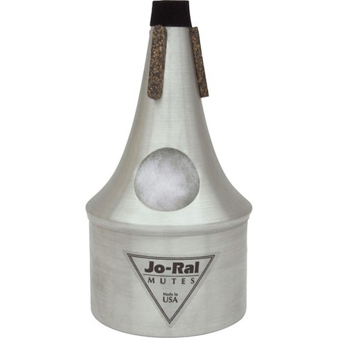 Jo-Ral 4A Aluminum Trumpet Bucket Mute - image 1 of 1